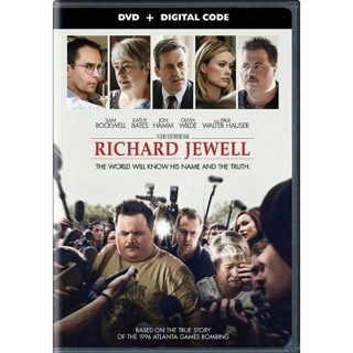 """Richard Jewell"" MoviesAnywhere Redeem Code Only"