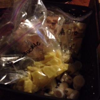 Mystery 100% soy based wax melt samples (: