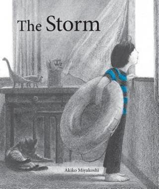 New - The Storm by Akiko Miyakoshi Hardcover  2016