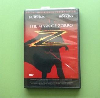 The Mask of Zorro(DVD)