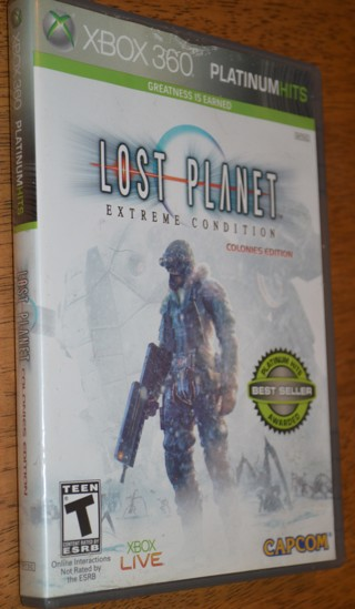 Lost Planet: Extreme Condition- Colonies Edition