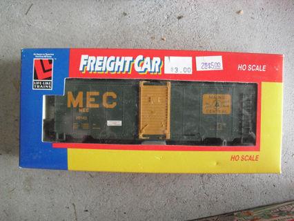 HO Scale Life Like MEC 25143 40' Box Car 21914 NIB