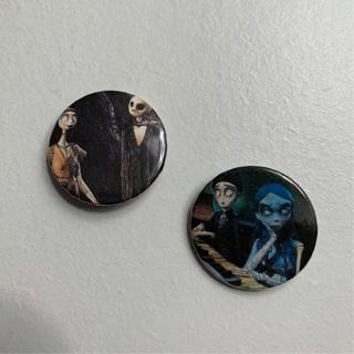 Tim Burton Pins