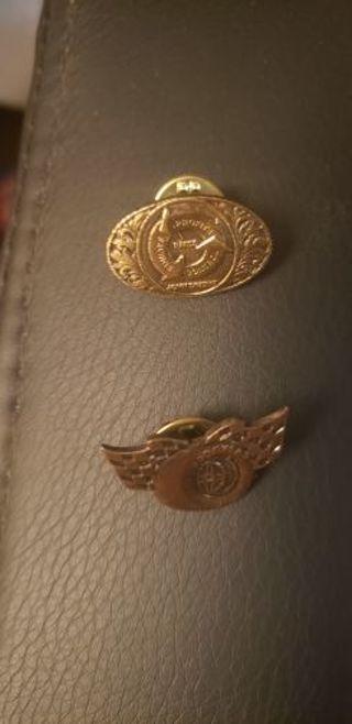 2 Pins