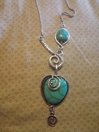 Turquois necklace