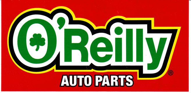 Free oreilly auto parts sticker
