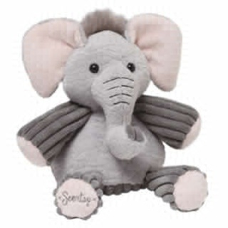 bnib scentsy buddy baby ollie the elephant