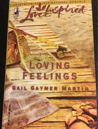 Inspirational Romance Book Loving Feelings by Gail Gaymer Martin