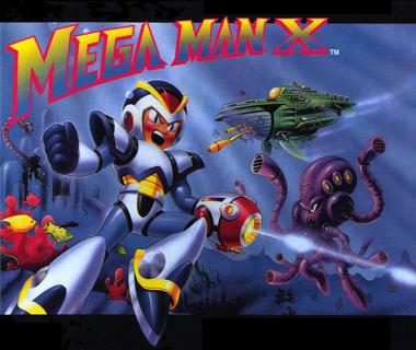 1 VIDEO GAME : Mega Man X - Wii U [Digital Code] Nintendo