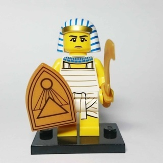 [GIN FOR FREE SHIPPING] New Egyptian Warrior Minifigure Building Toy Custom Lego