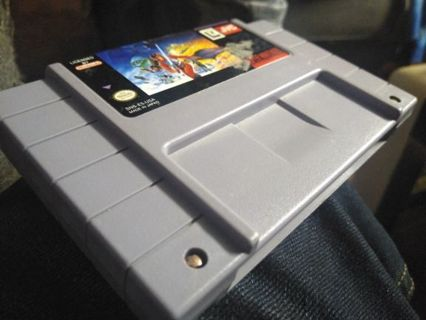 SUPER EMPIRE STRIKES BACK FOR THE SNES GAMING