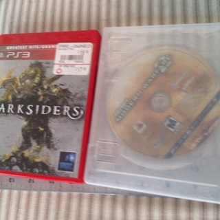 2-PS3 Games Darksiders 1 & Call of Duty Modern warfare