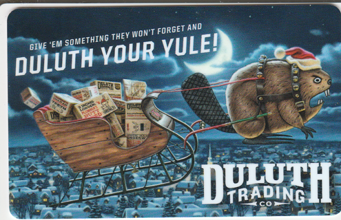 $100 Duluth Trading Co. Gift Card!