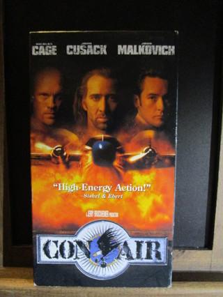 Con Air - VHS