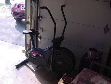 Free Vitamaster Exercise Bike Other Sporting Goods