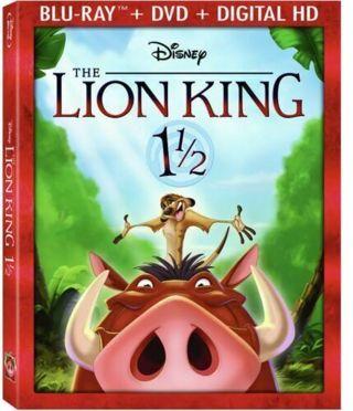 Disney Lion King 1 1/2, Digital HD Movie Code, redeems on Google Play