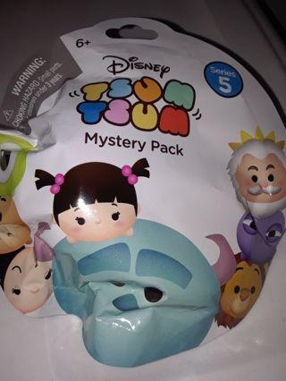 New! Disney Tsum Tsum Mystery pack series 5