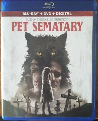 Pet Sematary Remake (2019) Digital Code NEW! NEVER USED! John Lithgow Amy Seimetz