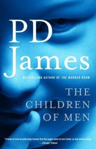☆The Chuildren Of Men by P. D. James- Paperback