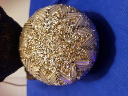 Art Deco Style Box Jewelry Gift