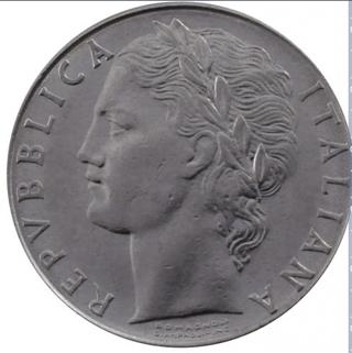100 Lire Coin- Italy