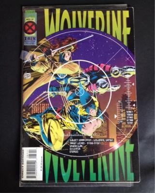 Wolverine #87 - Marvel Comics