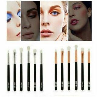 6pcs Eyeshadow Makeup Brushes Set Professional Eye Brush Eye Shadow Blending Kit