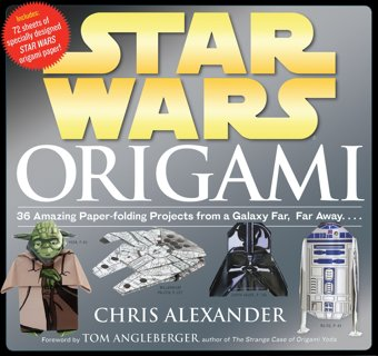 NEW Star Wars Origami: 36 Amazing Paper-folding Projects from a Galaxy Far, Far Away.. FREE SHIPPING