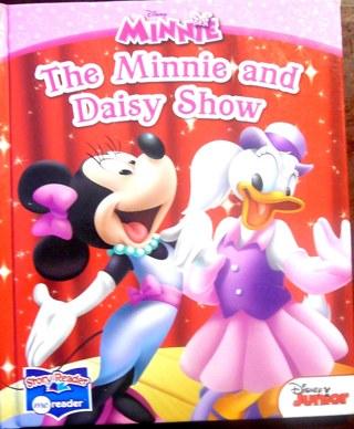 Disney Junior...Minnie and Daisy Show...Book