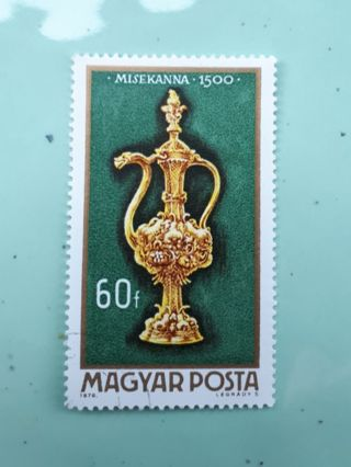 *( MINT )* 1970 * HUNGARY * Stamp *( HUGE Stamp )* *(Please Read Details)*