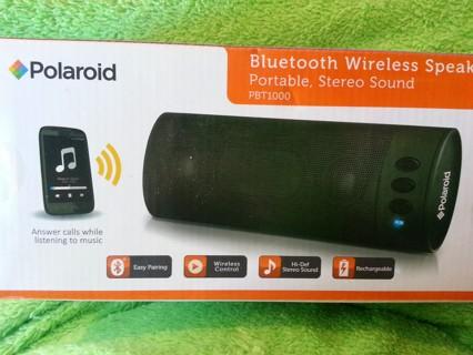 Bluetooth Wireless Stereo Speaker