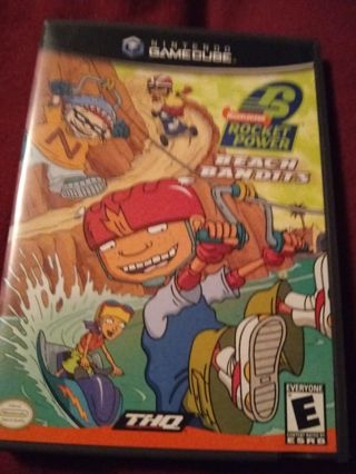 Nickelodeon Rocket Power Beach Bandits Game