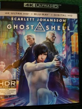 Ghost in a shell uv