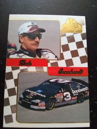 NASCAR Racing Trading Card Dale Earnhardt