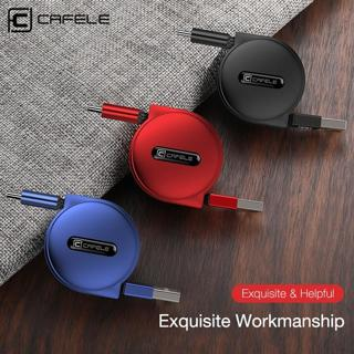 CAFELE Type C Charging Cable for Huawei Honor 9 Xiaomi Mi 6 Mi 5S Samsung S8 Oneplus 5 Mini USB Ch