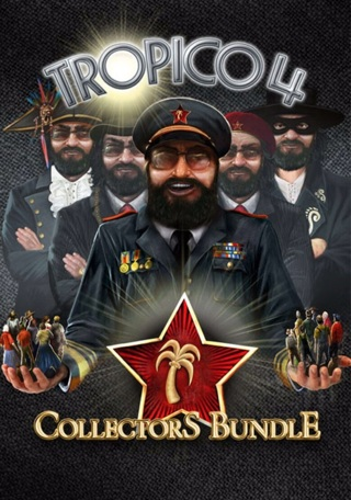 Tropico 4 collectors Bundle for steam only