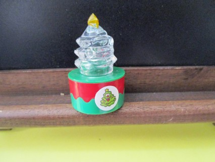 Christmas Tree Self Inking Stamp