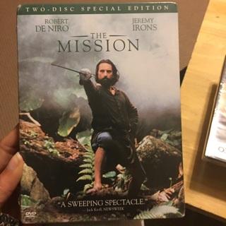 2 DVD set The Mission