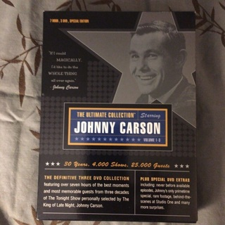 The Ultimate Collection Johnny Carson