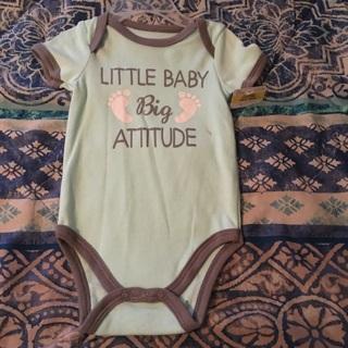 Lil infant boys Onsie