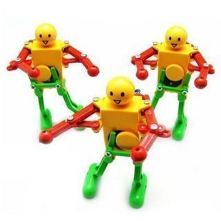 Dancing Robot Design Toy Children Funny Girls Boys Kids Toys Gift Xmas Birthday