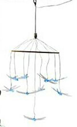 Dragonflies Hanging Light Mobile New From Ikea For Indoor Or Outdoor Use