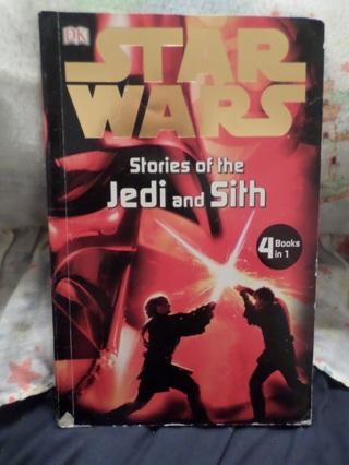 Star Wars, Stories Of Jedi & Sith Book