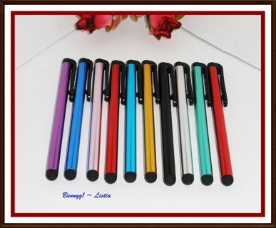 (10) Electronic Stylus set ~ winner gets all (10) ~ NEW!!