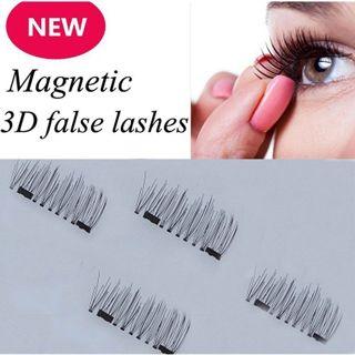 Magnetic False Eyelashes NEW