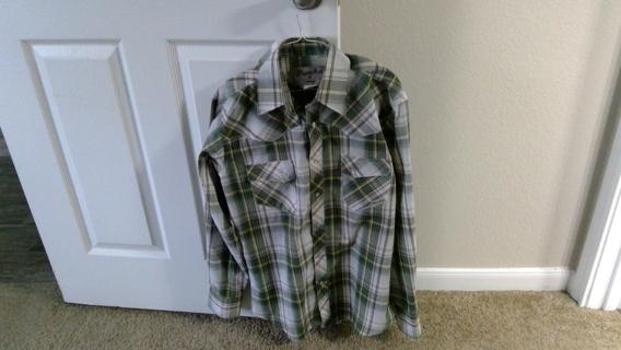 Western ladies shirt NWOT