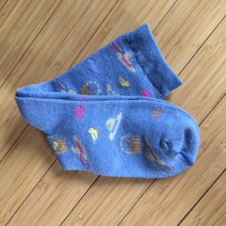 NEW Blue Springy/Summer Socks