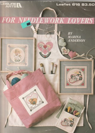 Craft Leaflet: Cross Stitch: For Needlework Lovers