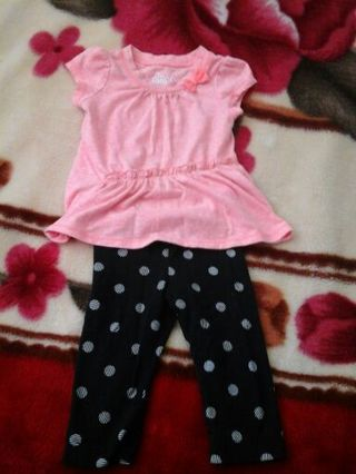 Circo outfit for girls size 12M