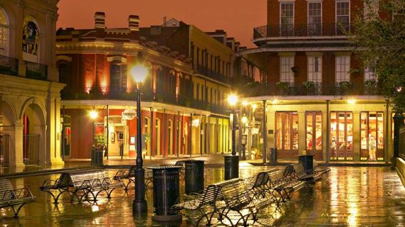 New Orleans French Quater HD Wallpaper Nice Picture